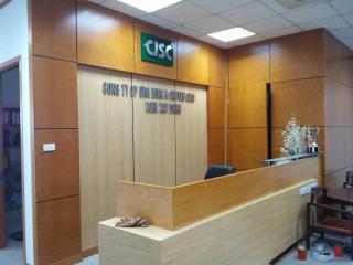 Công trình CJSC