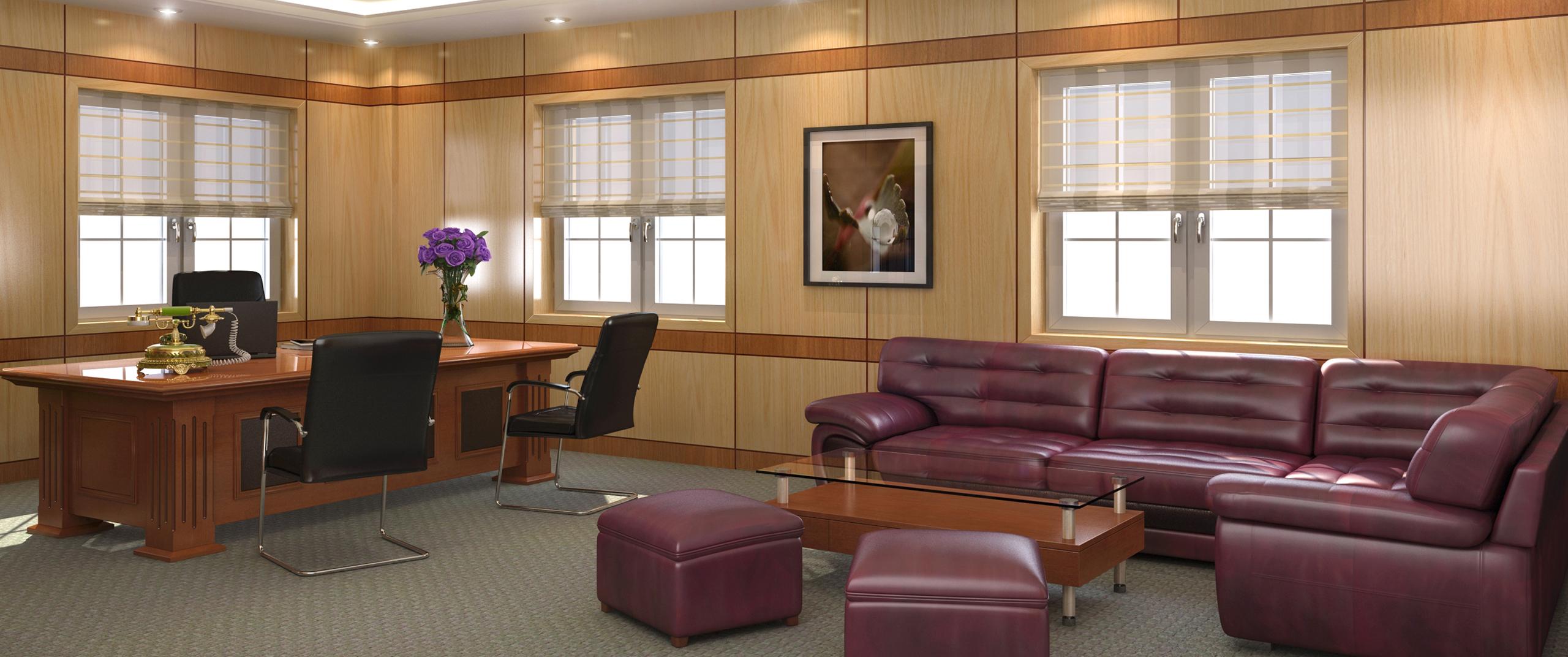 Phòng giám đốc đẹp