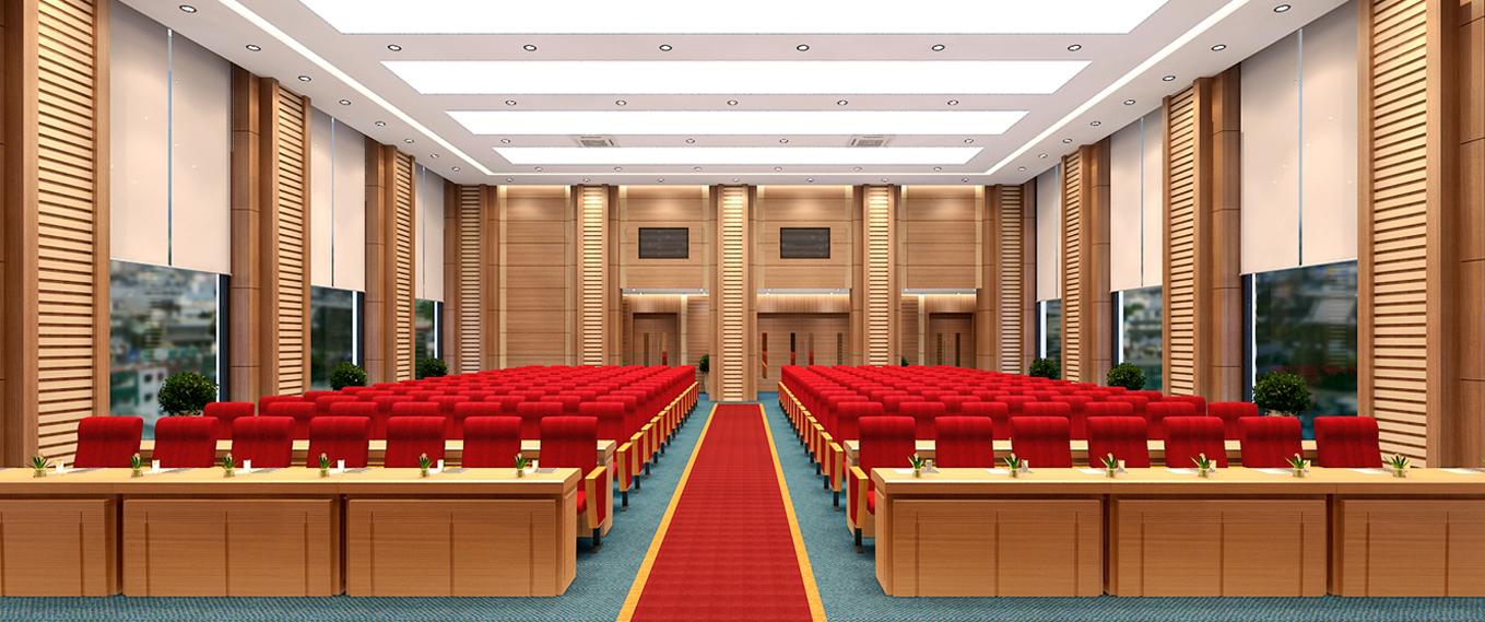 Hội trường tỉnh đoàn Bắc Giang